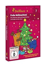 DIE SENDUNG MIT DER MAUS DVD 7 - FROHE WEIHNACHTEN!  DVD NEU