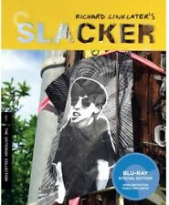 Slacker [Criterion Collection] (2013, REGION A Blu-ray New)