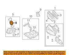 NISSAN OEM Air Cleaner Intake-Duct Hose Tube 165775Y700