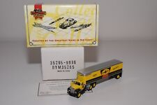 # MATCHBOX DYM35265 MACK B-61 TRUCK WITH TRAILER PANZOIL MINT BOXED