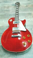 EPIPHONE LES PAUL STANDARD Trans Red