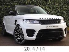 2014 14 Land Rover Range Rover Sport 3.0 TDV6 EXCLUSIVE SVR Edition