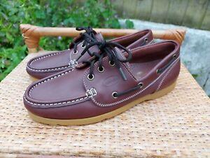 Church's Boat/Deck Shoes. Size 6.5. Vibram Soles.