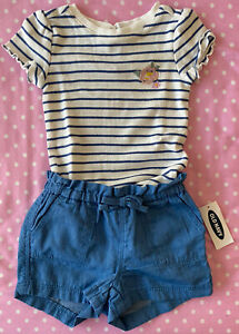 Oshkosh & Old Navy Outfit 3- 6 Months