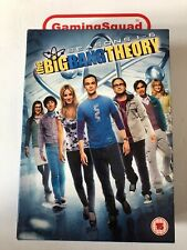 The Big Bang Theory Seasons 1-6 DVD, Supplied by Gaming Squad