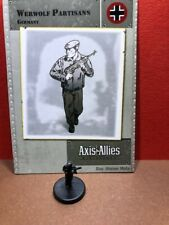 Axis & Allies Contested Skies #: 33/45 Werwolf Partisans