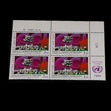 U.N.1990, Geneva #182, Intl. Trade Center, Insc. Blk/4, Nice! Lqqk!
