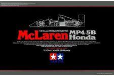 Tamiya 89720 1/20 Maquette McLaren MP4/5B Honda '90