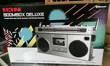 ION BoomBox deluxe Bluetooth System-NIB