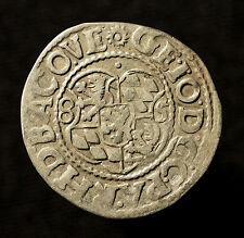 Gft. Pfalz-Veldenz, 1/2 Batzen 1585 Weinburg