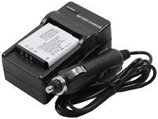new D-Li68 D-Li122 Battery + Charger for Optio A36 S10 S12 VS20 Q7 Q10 Q-S1 high