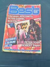 BEST 1979 126 AEROSMITH PETER GABRIEL ROLLING STONES PETER TOSH KING CRIMSON