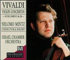 , Vivaldi: Violin Concerti Volumes 1 & 2, Excellent Box set