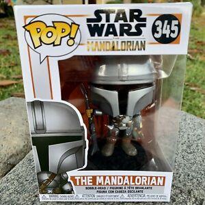 Funko Pop! Star Wars The Mandalorian Vinyl Figure #345