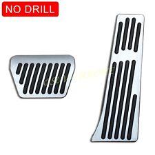 Gas Brake Pedal For BMW E90 E70 E71 F10 F12 F01 F25 Accelerator Plate Pad Cover