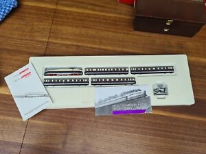 """Arnold 0166 N """"Henschel-Wegmann-Zug"""" BR 61 001 Dresden-Berlin DRG Ep.2, 5-Teile"""