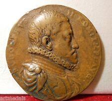 1577 X Rare Germany Historical Medal Rudolf II Holy Roman Emperor House Habsburg