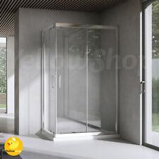 BOX CABINA DOCCIA 6 MM RETTANGOLARE ANGOLARE 70x90 70x100 70x120 80x100 80x120