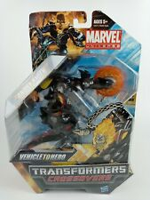 Transformers Marvel Comics Crossovers Ghost Rider Motorcycle Very RARE
