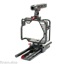 Camtree HUNT Cage rod Support Top Handle Video Stabilizer Rig for Canon 5D MARK