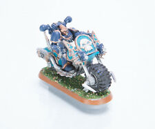 Warhammer 40k Chaos Space Marines Biker - Night Lords