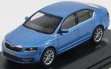 ABREX 143AB-026KM SCALA 1/43 SKODA OCTAVIA III 2013 DENIM BLUE MET