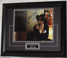 "HBCFCEBF  Helena Bonham Carter signed ""FIGHT CLUB"" guaranteed authentic."