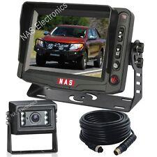 "4WD Reversing CCD Camera Backup Kit With 5"" Reverse Monitor Sharp CCD Camera"
