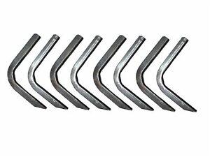 Lund EZ Running Board Bracket Kit for Buick / GMC / Chevrolet / Isuzu # 300006