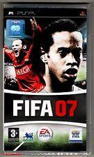 FIFA 07 (Sony PSP, 2006) - European Version