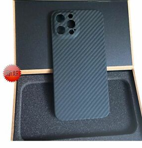 100% Real Carbon Fiber Case Cover For Apple iPhone 12 Mini/12 Pro/12 Pro Max/11