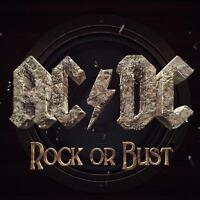 AC/DC - Rock or Bust - CD  (nuovo album/disco sigillato)