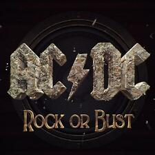 AC/DC - Rock or Bust - CD  (nuovo album/disco sigillato)
