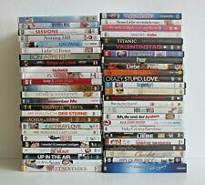 50 DVDs / Liebesfilme / Romantische Komödien / Konvolut / Sammlung / Paket