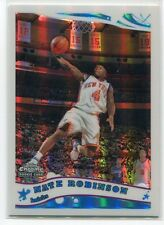 2005-06 Topps Chrome Refractor 193 Nate Robinson Rookie 830/999