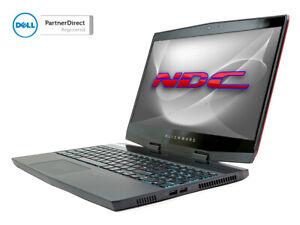"Alienware m15 Laptop i7-8750H/16GB/1TB NVMe/6GB nVidia GTX 1060/15.6"" FHD *RED*"