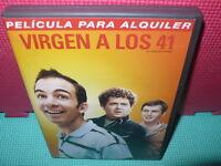 VIRGEN A LOS 41 - COMEDIA -