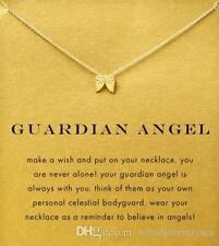 Valentine Trendy Fashion Vintage Maxi ANGEL WING Chain Pendant FOR WOMEN & GIRLS