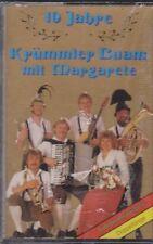 Krümmler Buam mit Margarete 10 Jahre (Jubiläumspolka) 1986 Koch Cassette (MC)