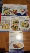 7 Waitrose recipe cards - all May 2014