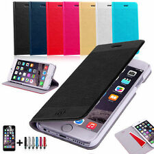 Unbranded/Generic Synthetic Leather Mobile Phone Cases, Covers & Skins for iPhone 6