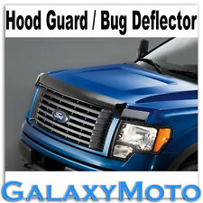 09-14 Ford F150 Truck Black Smoke Hood Deflector Bug Shield NEW! Platinum