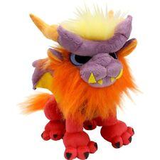"Capcom official monster hunter 4 jouet doux 7"" peluche Teostra nwt"