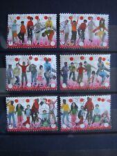 serie  kinderzegels  2006  gebruikt