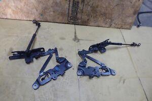 Front Hood Hinges Shock Set BMW F13 F12 F06 OEM 51237309119
