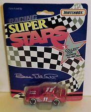 Bill Elliott #11 Bill Elliott 1992 1/64 Matchbox Superstars Thunderbird Stock Ca