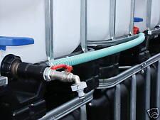 VERBINDUNGSSET für Regenwassertank IBC Container ,Tonne