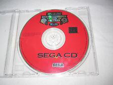 NFL's Greatest San Francisco vs Dallas (Sega CD)  Game in Plain Case Excellent!