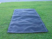 NEW RECTANGLE 17 x 13 Hills TRAMPOLINE MAT ONLY AUSSIE MADE  3 Yr Wty Stitching