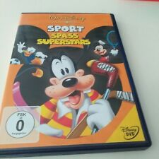 Walt Disney - Sport, Spass, Superstars